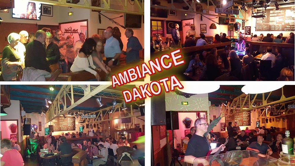 Ambiance Dakota Mourillon, restaurant , cuisine fait maison