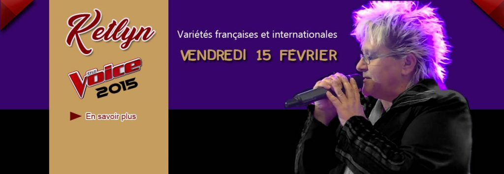 Ketlyn, the voice au Dakota Mourillon, restaurant musical à Toulon le 15 février 2019