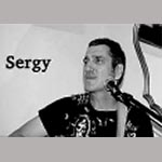 Sergy, chanteur