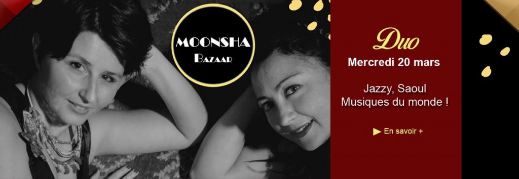 Moonsha Bazaar, musiciennes