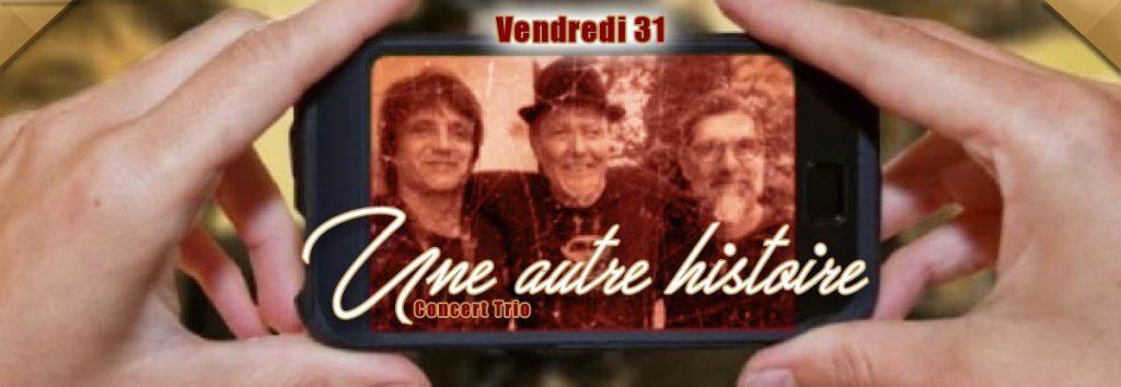 """Groupe musical """"une autre histoire"""" au Dakota Mourillon, restaurant musical à Toulon"""