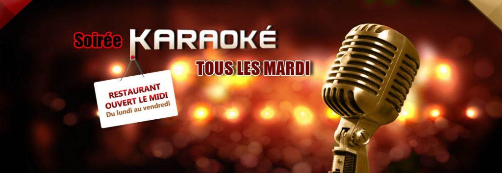 Soirée Karaoké tous les mardi au Dakota Mourillon, restaurant à Toulon
