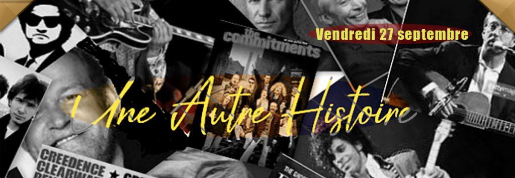 Concert Toulon, le groupe Une autre histoire au Dakota Mourillon en septembre 2019