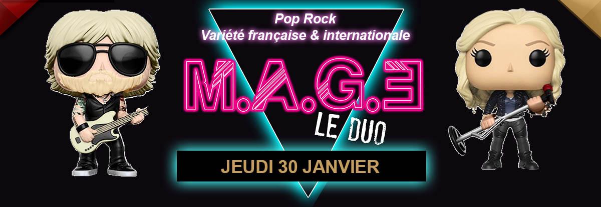 Mage au Dakota, restaurant à ,Toulon le 30 janvier 2020