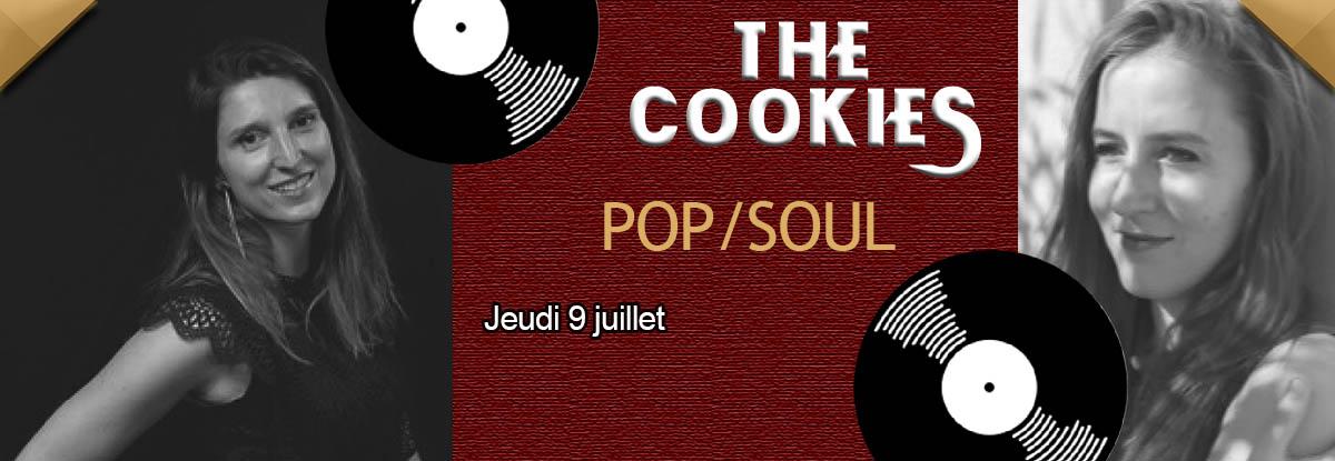 Groupe the Cookies au Dakota Mourillon en juillet 2020